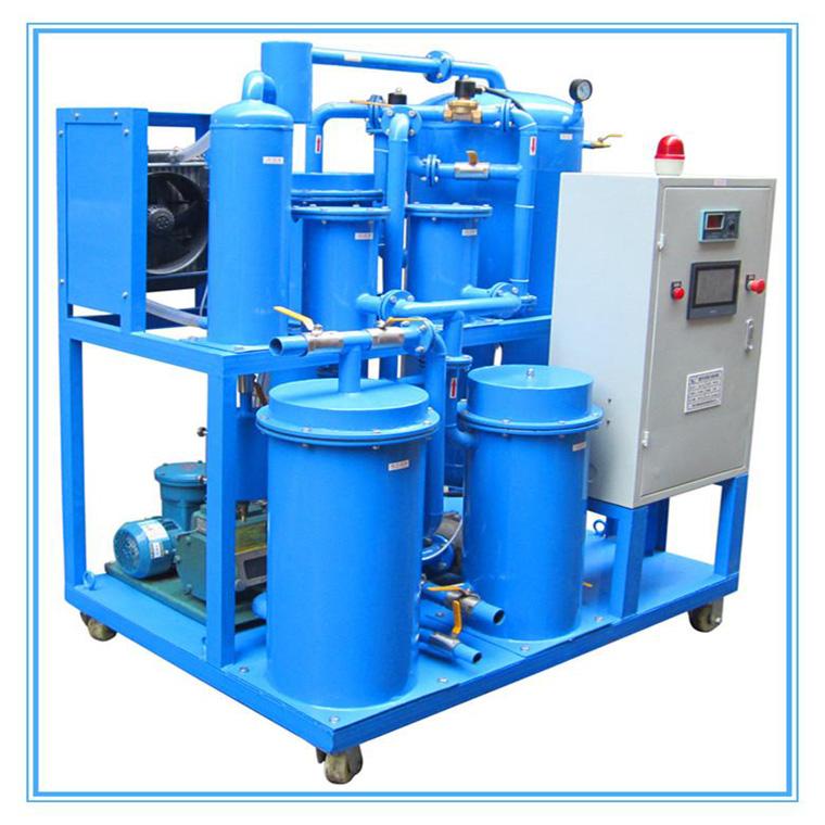 滤油机厂家直销港能TYA-10润滑油专用滤油机-- 重庆港能滤油机制造有限公司