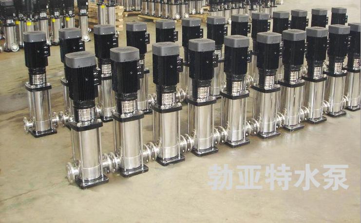 勃亚特专业生产水泵厂家直供QDL型不锈钢泵 高效型液下泵-- 济宁勃亚特水泵有限公司