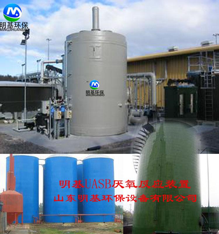 四川绵阳uasb厌氧反应器原理图-- 山东明基环保有限公司