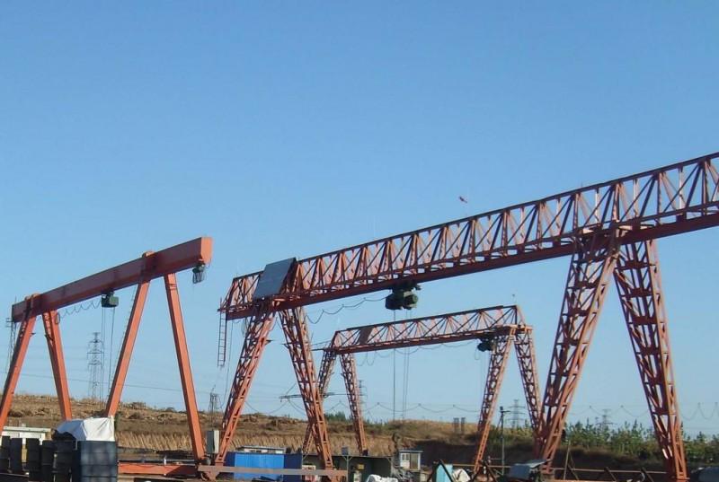 北京回收龙门吊-- 北京天车回收公司