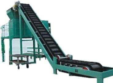 大倾角输送机 DJ大倾角带式输送机-- 衡水仟润输送机械制造有限公司