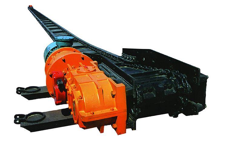 刮板输送机 矿用刮板输送机-- 衡水仟润输送机械制造有限公司