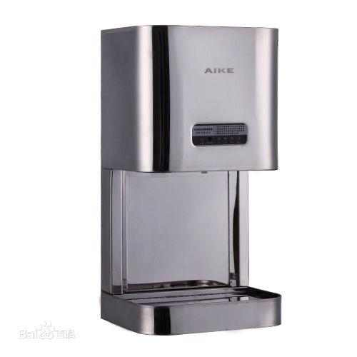 供应艾克AIKE不锈钢感应手消毒器AK3137 消毒机-- 浙江艾克电器有限公司