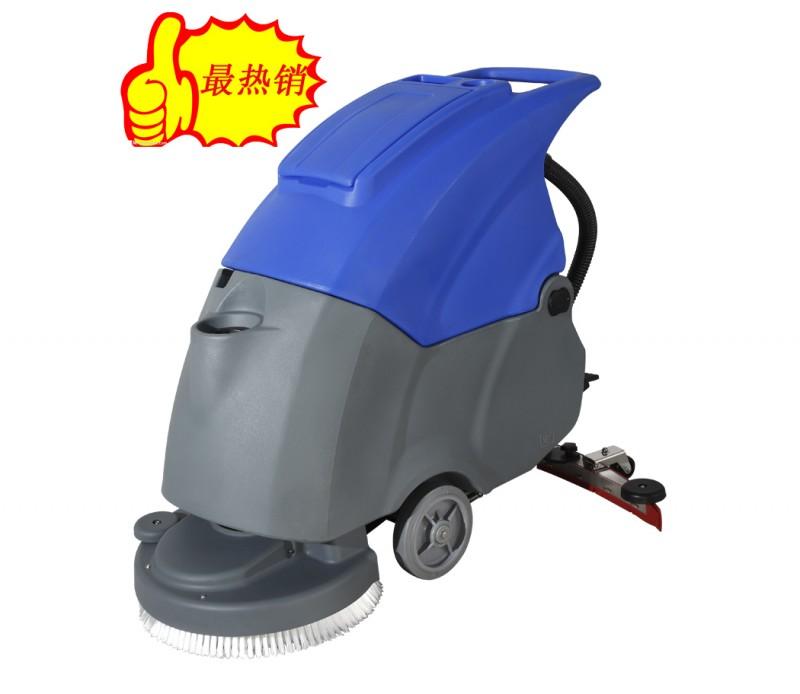 施帝威 手推式自动洗地机500-- 武汉善洁环保设备有限公司