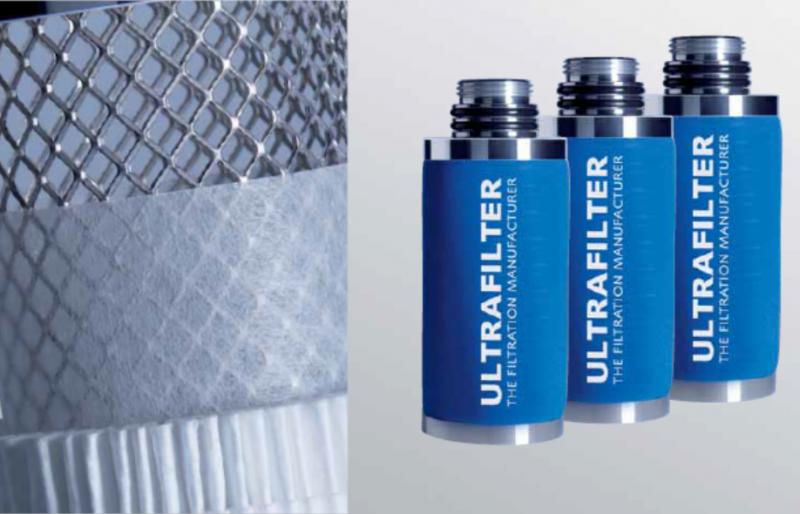 ultrafilterP-FF/MF/SMF三联压缩空气滤芯-- 阿菲特(北京)贸易有限公司