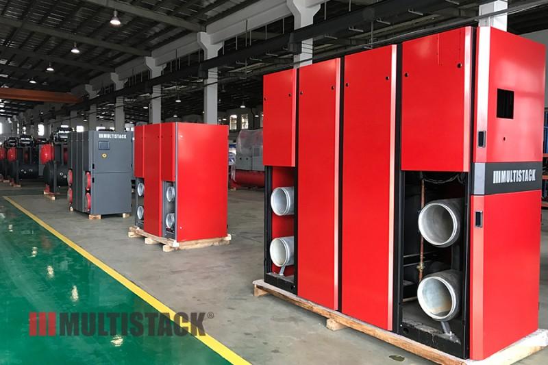 模块化磁悬浮空调水冷冷水机组-- 广州番禺速能冷暖设备有限公司