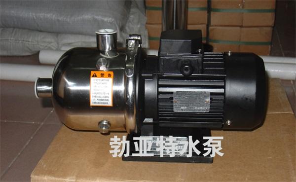 大功率高扬程立式多级泵厂家直销-- 济宁勃亚特水泵公司