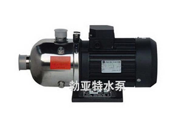 重量轻QDW型不锈钢卧式泵经销商选型品质款-- 济宁勃亚特水泵公司