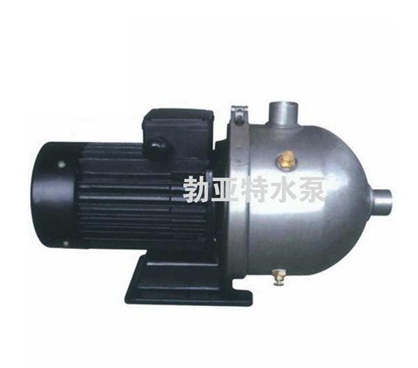 厂家供应QDW多级不锈钢泵空调泵直销爆款新品-- 济宁勃亚特水泵公司