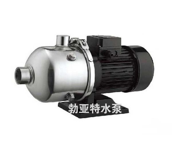 外形美观QDW型水处理泵厂家供应质量保证-- 济宁勃亚特水泵公司