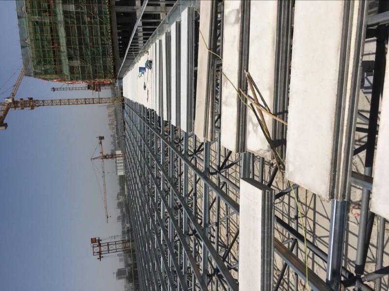 郑州轻质复合墙板 隔音墙板 防火防水墙板-- 福建奥邦建材有限公司