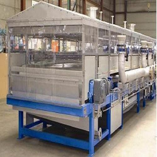 水平带式真空过滤机 固液分离设备-- 湖州核通机械有限公司