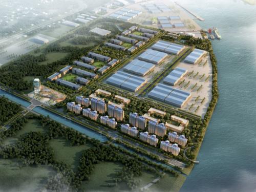 江苏大津产业园重型装备产业区 (5)