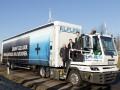 车重高达65吨的Terberg电动卡车配备艾里逊变速箱实现生产力最大化