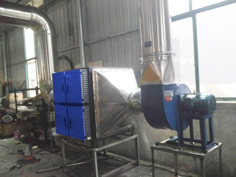宁波奉化铸造焊接废气处理净化设备 慈溪机械加工废气处理