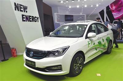 东风合资品牌在新能源汽车领域推进较迟滞 产品很少