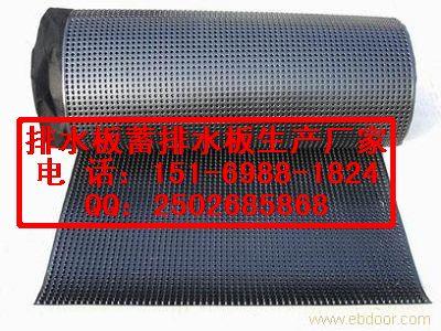 (1.2公分3公分1.5公分车库排水板)自贡/眉山-- 泰安市绿泰建材有限公司