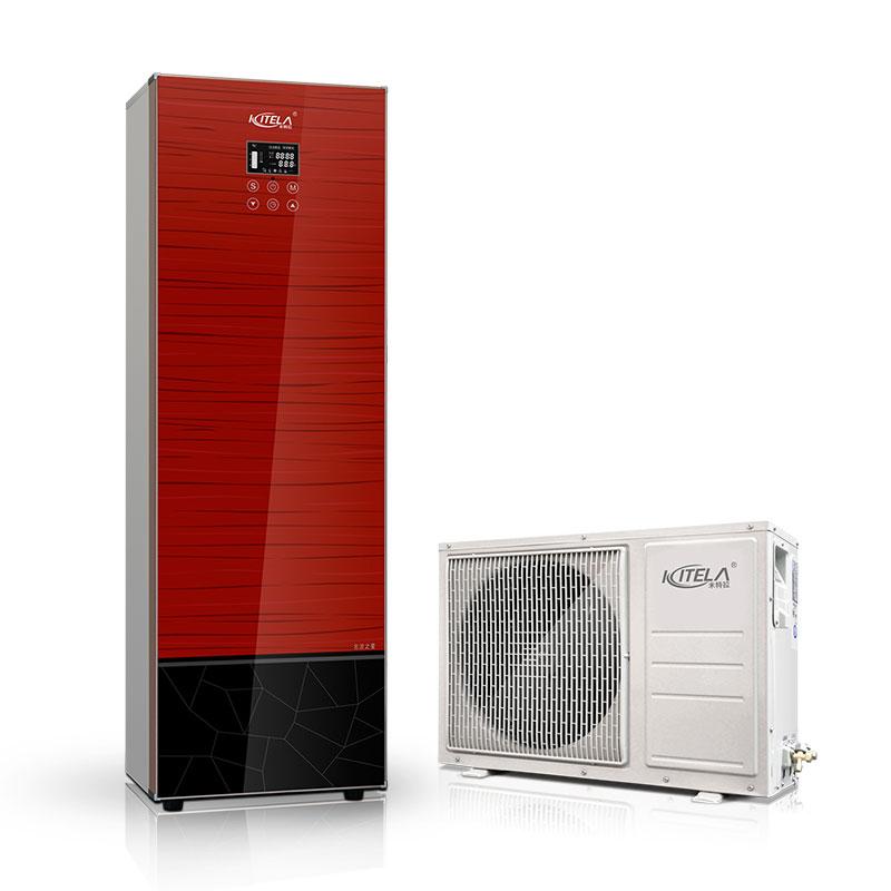 供应米特拉双核双极换热空气能热水器-名流系列-- 广东米特拉电器科技有限公司