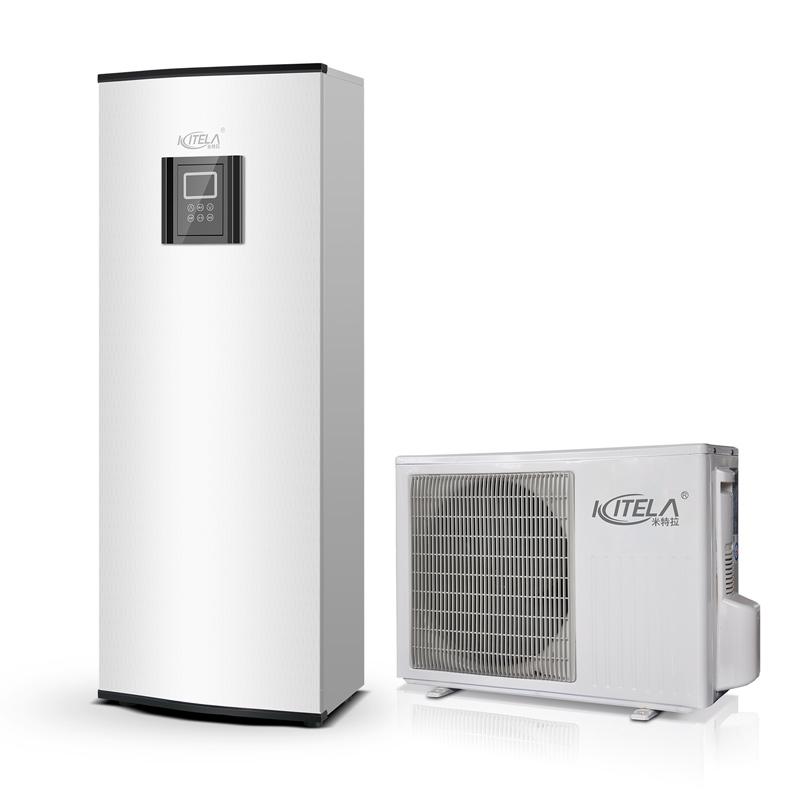 供应米特拉双胆分仓空气能热水器-名享系列-- 广东米特拉电器科技有限公司