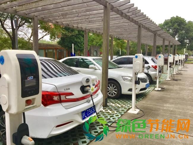 上海新能源电动汽车充电桩全国率先实现银联闪付受理
