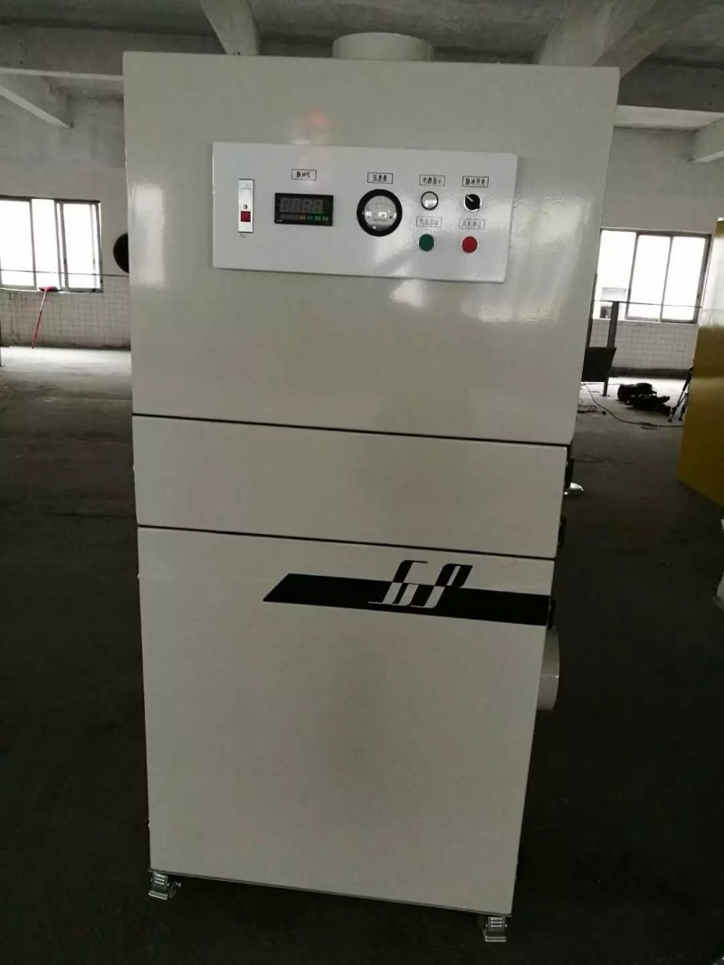 单机脉冲滤筒除尘器 加工定制-- 广东绿深环境工程有限公司