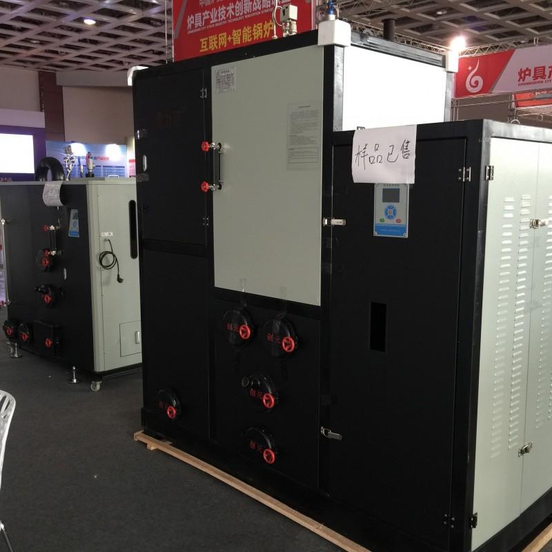 生物质蒸汽发生器 节能环保生物质蒸汽锅炉-- 浙江创元环境设备有限公司