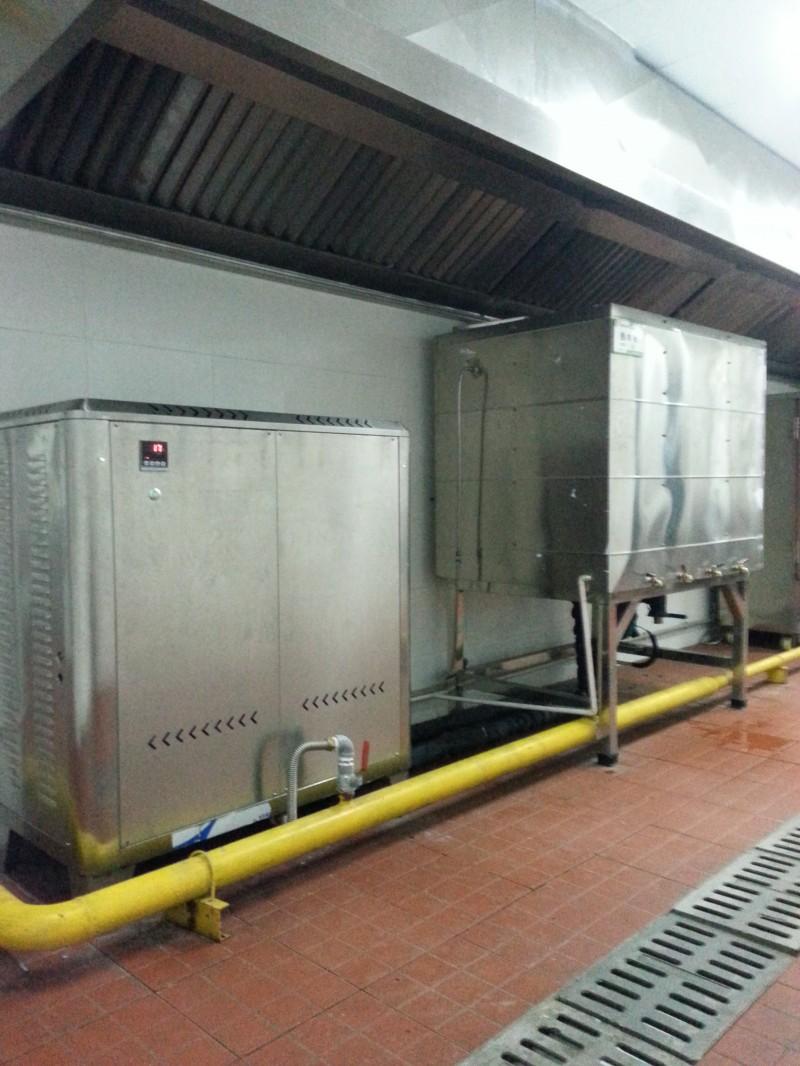 中央燃气热水机组热水锅炉热水炉厂家直销-- 湖南益众节能科技有限公司