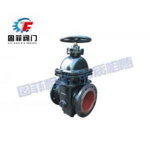 固菲阀门(上海) 煤气闸阀 GFZ42W-16Q