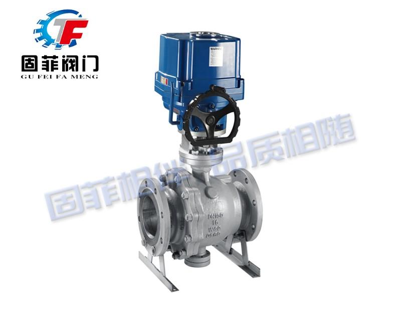 固菲阀门(上海)电动固定式球阀 GFQ947F-16C