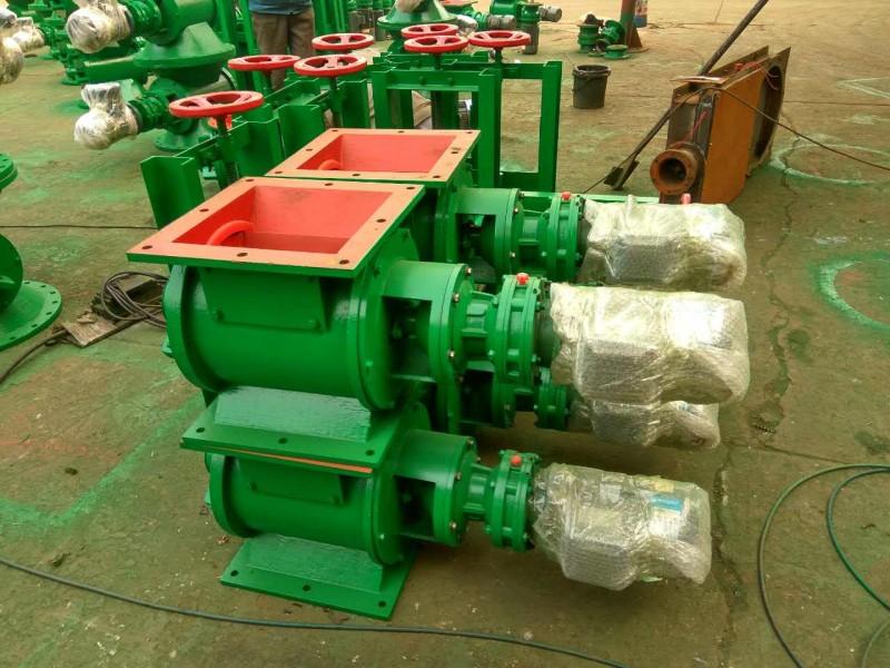 环保厂家YJD-B型星形卸料器正威厂家直供-- 河北正威环保科技有限公司