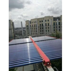 家庭用太阳能地暖、生活热水解决方案