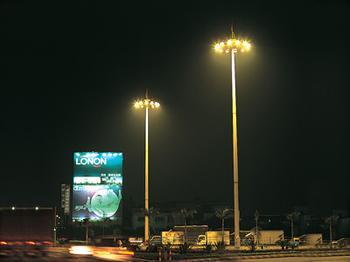 BGD防爆高杆灯 防水防尘防腐高杆灯FGD 30米 25米-- 宜兴市华宏电器制造有限公司销售部