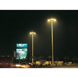 BGD防爆高杆灯 防水防尘防腐高杆灯FGD 30米 25米