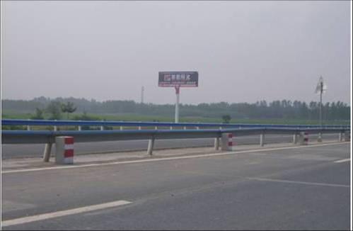 京珠高速(许昌------驻马店)-- 河南省豪来市政园林工程有限公司