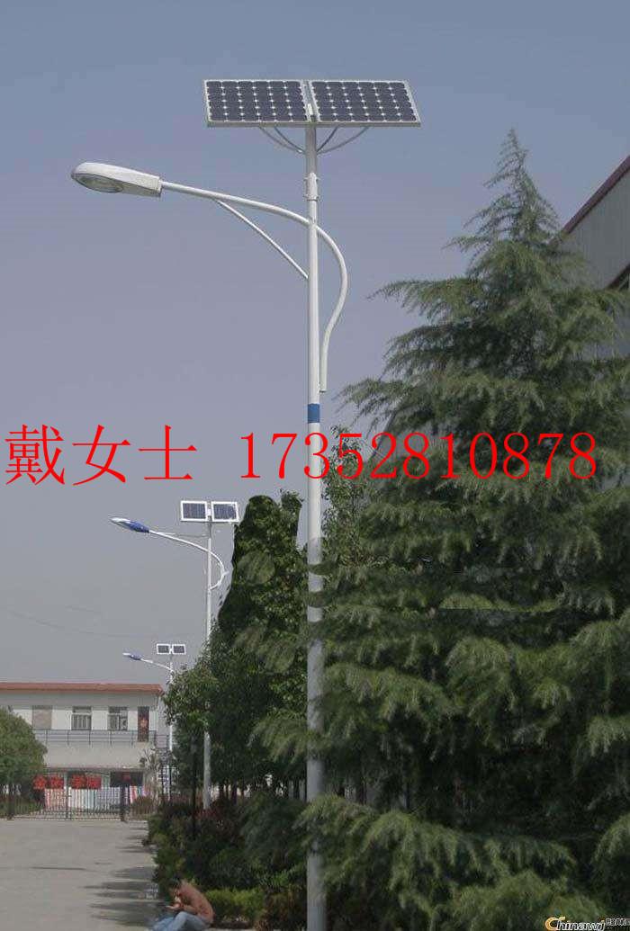 衡阳衡南太阳能路灯厂家定制-- 湖南浩峰照明工程有限公司