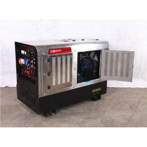 YOTO-250GT柴油250A自发电电焊机组