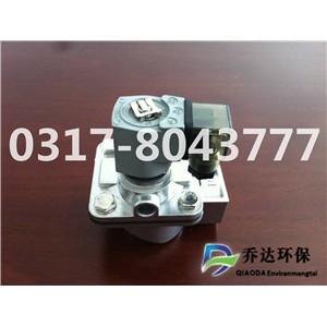 除尘器电磁脉冲阀DMF-Z-40S 1.5寸直角袋配脉冲阀