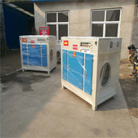 光氧催化除味器 光氧光解催化废气净化器环保箱-- 泊头市元润环保科技有限公司