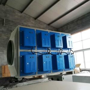 低温等离子废气处理效率 设备耐用