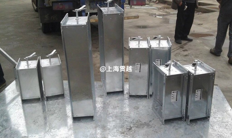 上海通风工程——通风管道风口风阀防火阀三通弯头角铁法兰-- 上海贯越节能科技有限公司