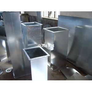 上海镀锌风管——白铁风管|通风管道|排烟管道|不锈钢风管厂家