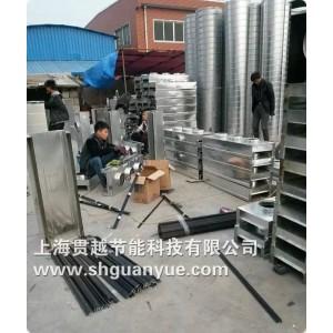 上海车间废气管道|车间除尘管道|车间油雾净化管道|车间排烟