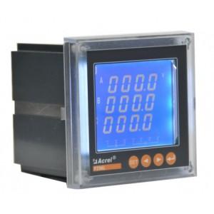 安科瑞PZ96L-E4 三相多功能电能表 液晶显示