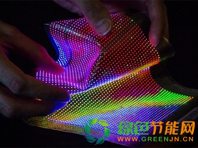 三星研究将量子点技术应用于Micro LED产品