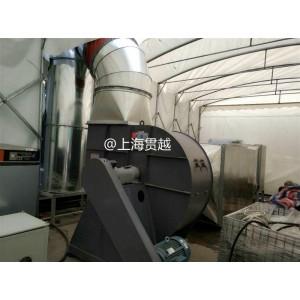 上海排烟风机安装——排烟工程/消防排烟管道/厂房排烟工程