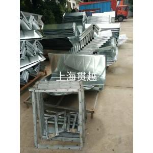上海松江风管加工厂家。通风管道加工厂。排烟风管加工