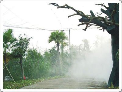小区绿化带景观人造雾价格怎么样-- 深圳通宝环境技术有限公司