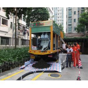 H6-2国内最先进无害化装载吸污净化车