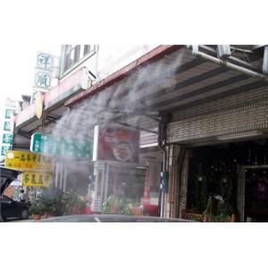 广西街道店铺喷雾降温设备厂家