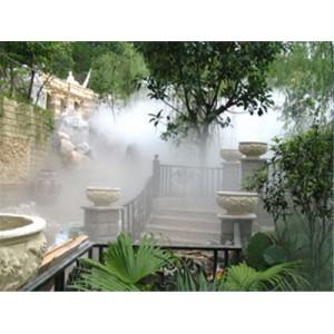专业生产小区绿化带雾景人造雾设备